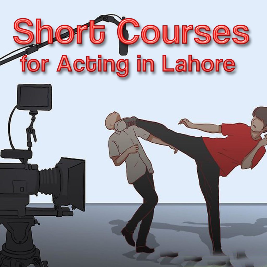 Short Courses for acting in Pakistan